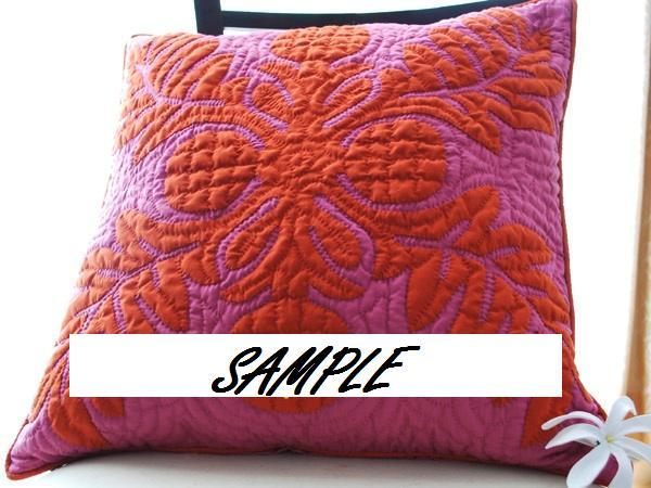 Hawaiian quilt u handmade by carole carr