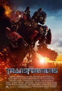 Robot Đại Chiến 1 ,Transformers 1