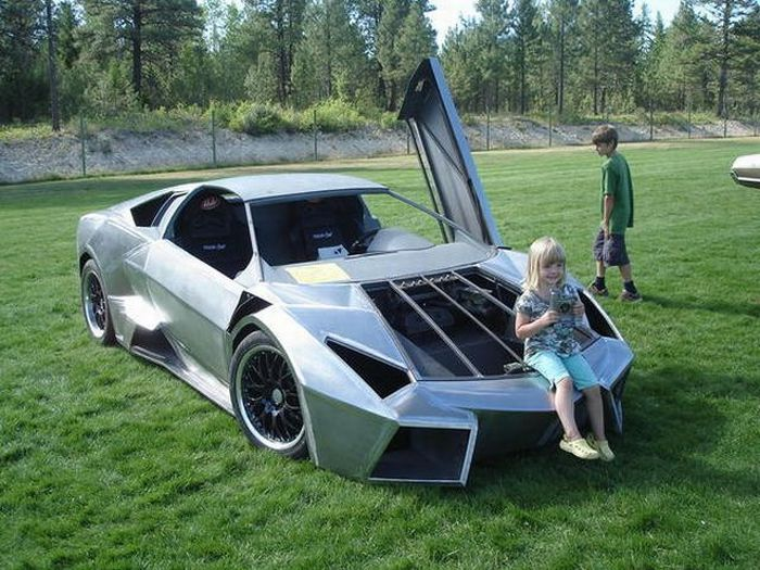 95174 - Convertir de Pontiac a Lamborghini Reventon