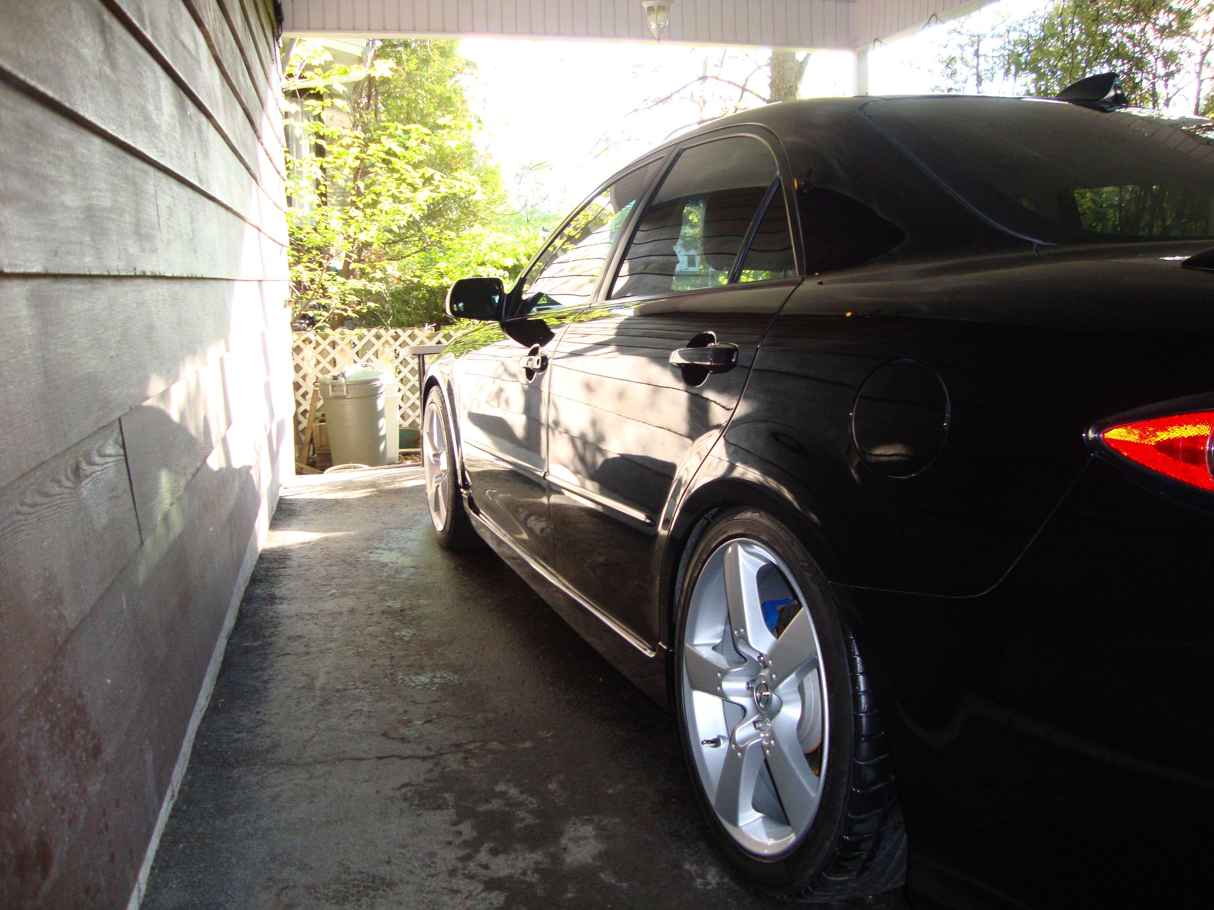 Major Oxyded Black Mazda 6 Showroom Perfection