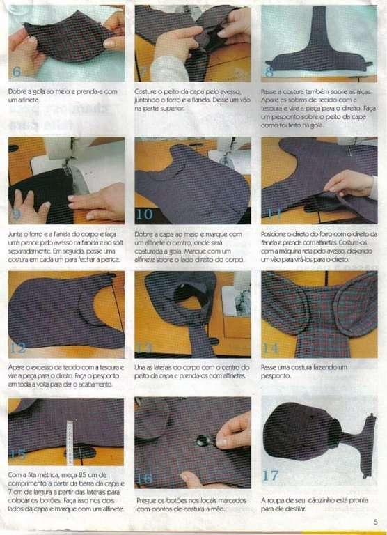 Vistoso Los Patrones De Crochet Libre Para Mascotas Patrón - Ideas ...